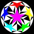sacred double pentagon