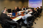 This photograph depicted a meeting of CDC's Excell