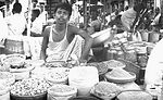 This photograph depicted a common Bangladesh marke