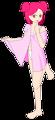 Pink anime girl (beta!)