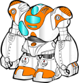 robot color simply