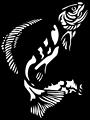 Arctic Greyling (Stylized)