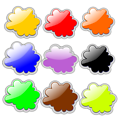 Glossy Clouds-3