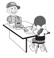 58294main The.Brain.in.Space-page-79-kids-at-table