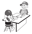 58294main The.Brain.in.Space-page-151-kids-at-table