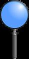 lente - magnifying glass