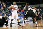 Air Force basketball falls to San Diego, 61-42.