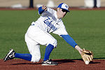 Falcons win baseball home opener