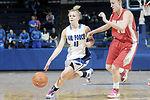 Photo essay: Academy women?s basketball falls to New Mexico