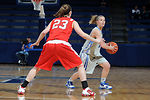 Women's basketball: Bradley University runs past Air Force