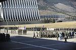 U.S.Air Force Academy Mitchell Hall Cadet Dining Facility