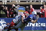Air Force falls to Houston at Armed Forces Bowl, 34-28