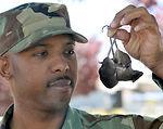Air Guard exterminator handles pests