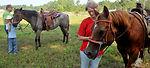 Horsebackriding treats PTSD