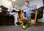 Flight becomes first foster unit to military working puppy