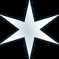 Snow flake icon 3