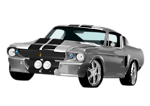 Mustang 500gt