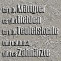 Poster es gibt Märtyrer4