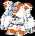 robot color