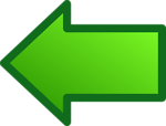 green arrows set