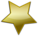 Gold Button 014