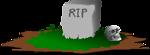 Grave, R.I.P