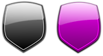 Glossy shields 6