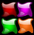 Glossy Shapes-1