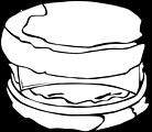 Fast Food, Breakfast, Egg Muffin