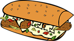 Fast Food, Breakfast, Sub Sandwich