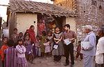 Following each National Immunization Day (NID), a
