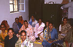 These health care workers were attending a trainin