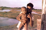 This September, 1975 photograph, showed Ali Usus,