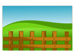 NetAlloy Farm fence