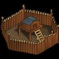 RPG map symbols: Fort