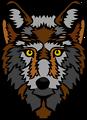 Wolf Head (Stylized)