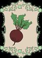 Garden Sign Beet