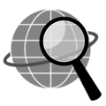 Simple Globe Search