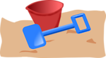 bucket and spade 2
