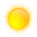 weather icon - sunny