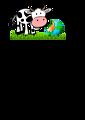 Cow bites globe