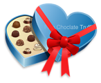 Valentines Day - Love Choclate