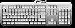 Blank Generic Keyboard