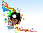 Black-Woman-rainbow