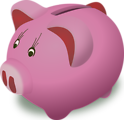 Piggybank-pink