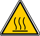 hot surface danger