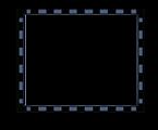 worldlabel.com border blue Black 4x3.3