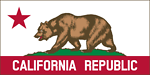 California Banner Clipart B