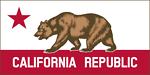California Banner Clipart A