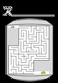 CB boring day - Site Maze 1